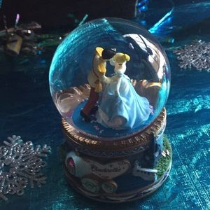 Other - Cinderella musical snow globe